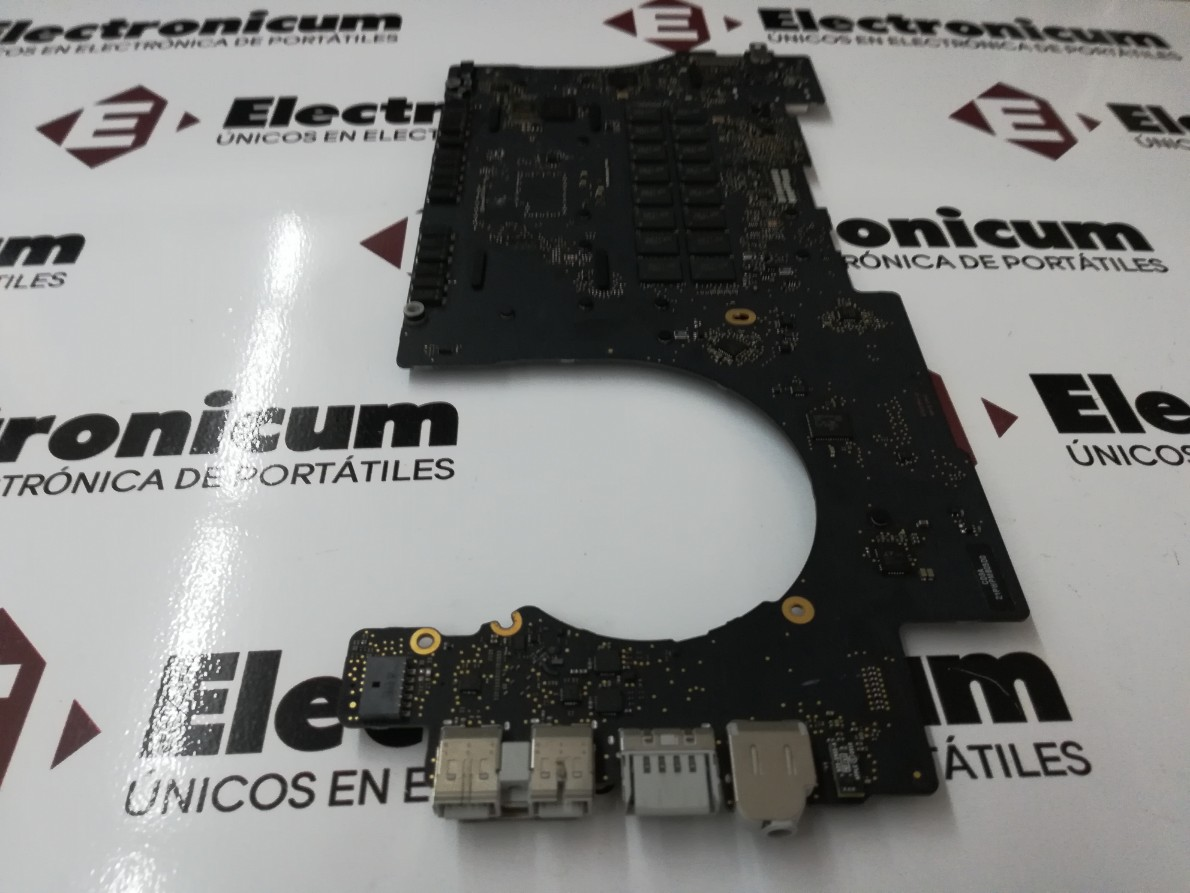 reparar corto macbook