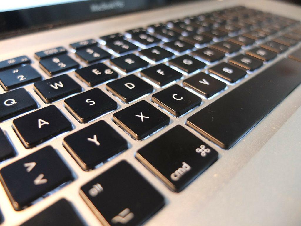 teclado tercera generacion Apple