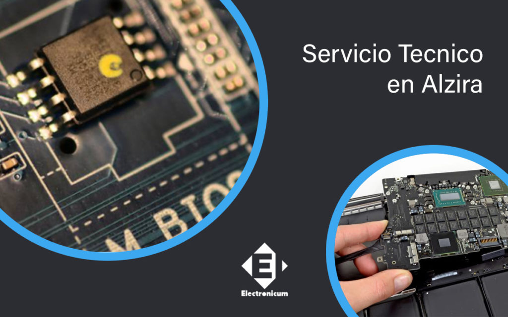 serviciop tecnico macbook en Alzira