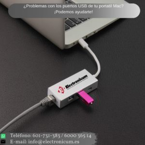 servivio técnico macbook en Yecka