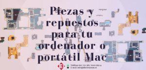 servicio técnico Macbook Air en Molina de Segura