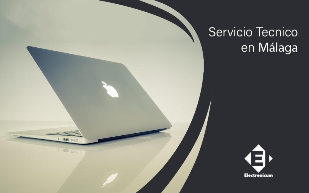 Servicio técnico Mac en Málaga