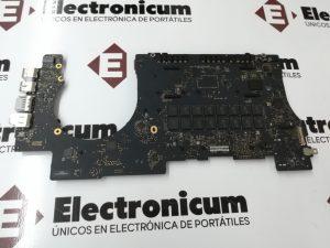 placa macbook A1398