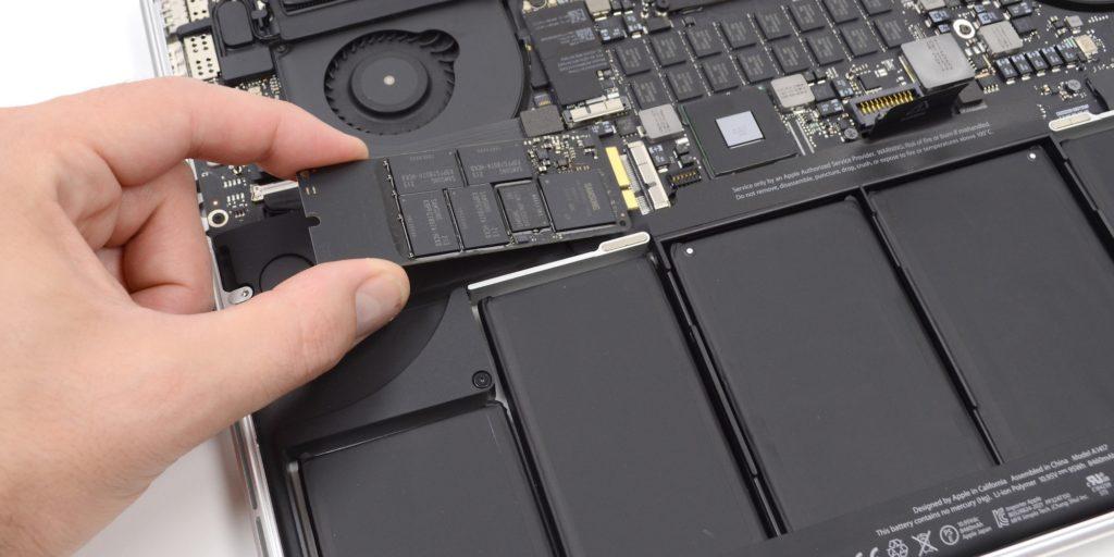servicio tecnico portátiles Apple