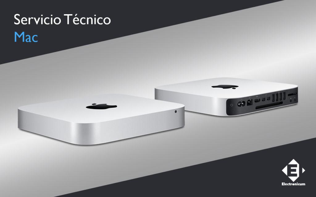 Servicio tecnico Mac