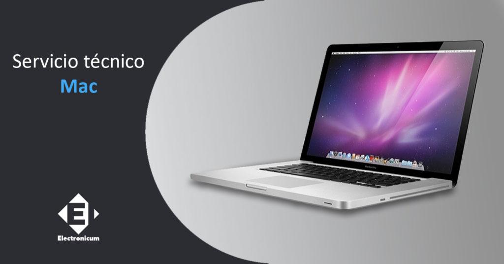 Servicio técnico Mac en Orihuela