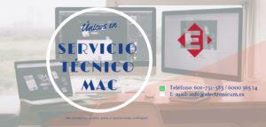 servicio técnico Mac en El Puerto de Santa María