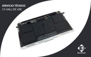 sercicio tecnico macbook air en vall de uxo