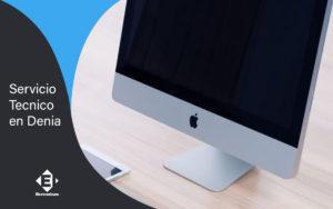 servivio tecnico macbook en Denia