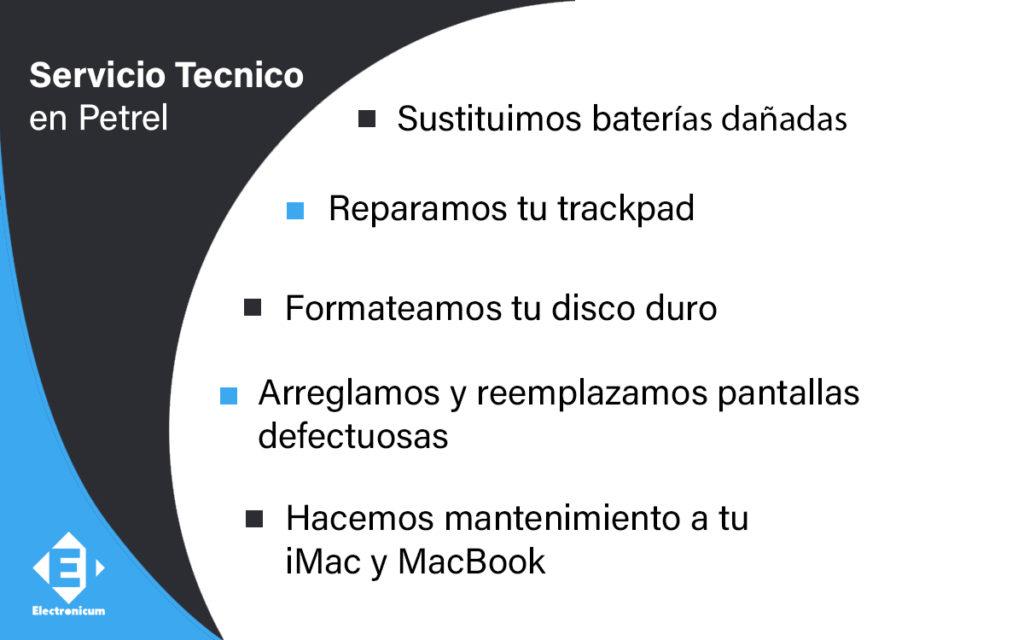 servicio tecnico macbook air