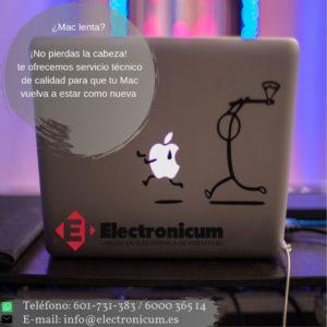 reparar Mac en Jerez de la frontera
