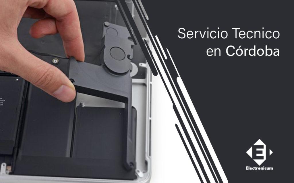 servicio tècnico MacBook en Còrdoba