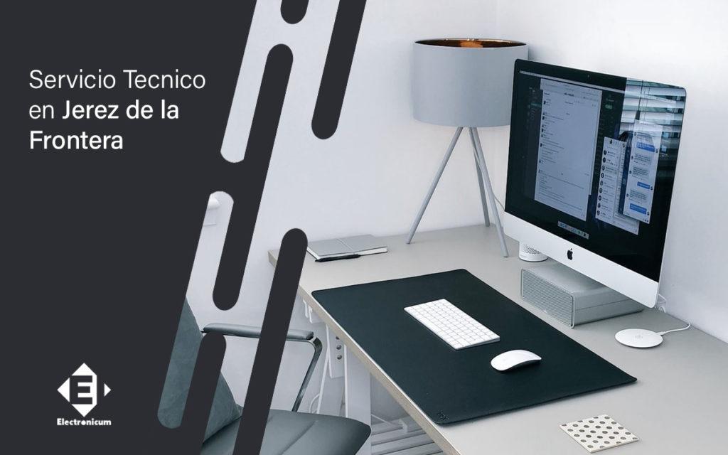 Servicio técnico Mac mojado en Jerez de la Frontera