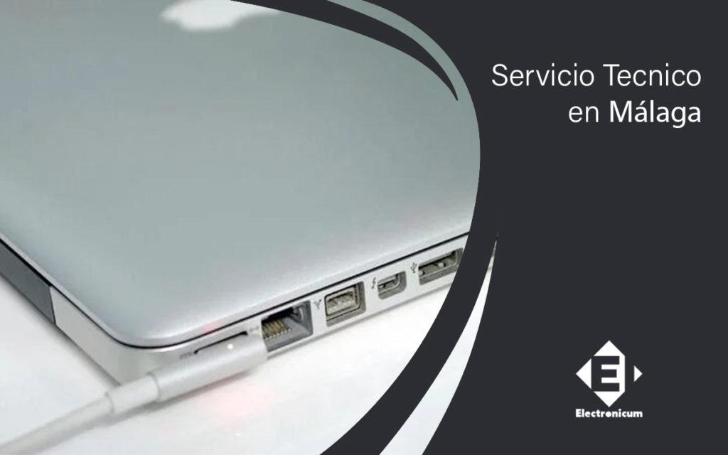 servicio técnico Macbook Air en Málaga
