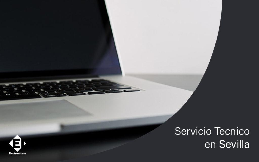servivio técnico Macbook en Sevilla